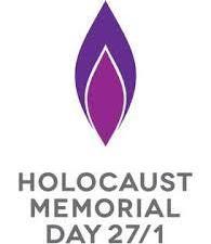 Holocaust Memorial Day logo